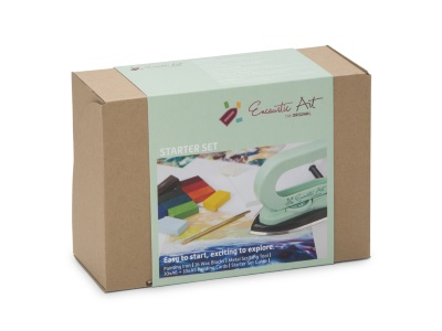 Encaustic Art Starter Set